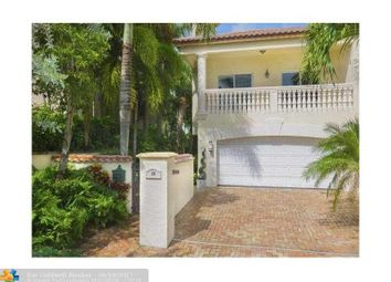 Thumbnail 3 bed town house for sale in 19 Hendricks Isle 101, Fort Lauderdale, Fl, 33301