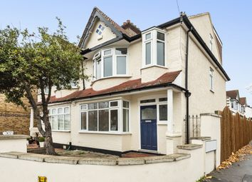 Thumbnail 4 bedroom end terrace house for sale in Woodville Road, Thornton Heath