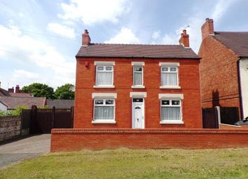 Thumbnail 4 bed detached house for sale in Spon Lane, Grendon, Atherstone, Warwickshire