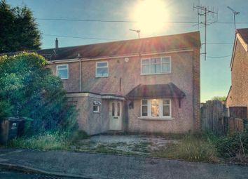 Thumbnail 3 bed terraced house to rent in Cardigan Road, Bedworth