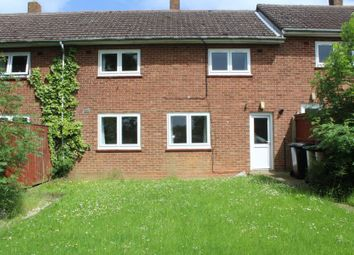Thumbnail 3 bed terraced house to rent in Ullswater Avenue, Edith Weston, Oakham