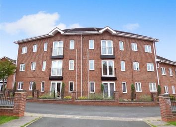 Thumbnail 2 bed flat for sale in Bickerstaff Court, Wellington, Telford, Shropshire