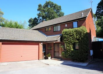 4 bed detached house for sale in Elizabeth Close, West End SO30