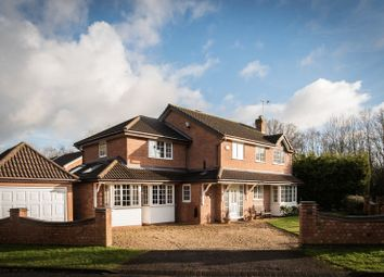 Thumbnail 4 bed detached house for sale in Milford Grove, Shirley, Solihull