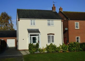 Thumbnail 3 bed property for sale in Heynings Close, Knaith Park, Gainsborough