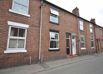 Thumbnail 3 bed terraced house for sale in Victor Street, Stone