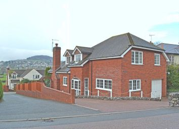 Thumbnail 3 bed detached house for sale in Fortescue Road, Sidmouth