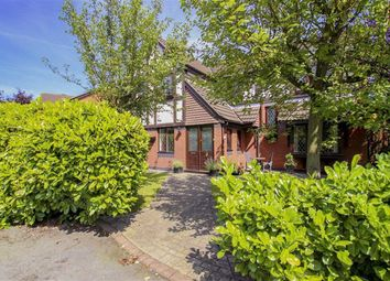 Thumbnail 4 bed detached house for sale in Banbury Close, Pennington, Lancashire