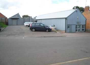 Thumbnail Commercial property for sale in 10, Park Road, Raunds, Northamptonshire