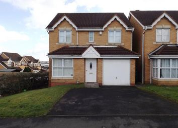 Thumbnail 4 bed detached house for sale in Brades Rise, Oldbury, West Midlands