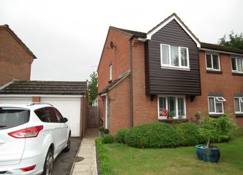 Thumbnail 2 bed semi-detached house for sale in Nash Close, Welham Green