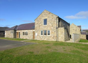 Thumbnail 3 bed barn conversion for sale in Chatton, Alnwick