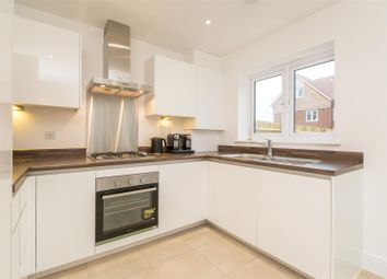 Thumbnail 2 bed flat for sale in Horam, Heathfield
