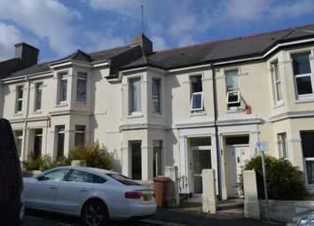 Thumbnail 1 bed flat to rent in Furzehill Road, Mutley, Plymouth