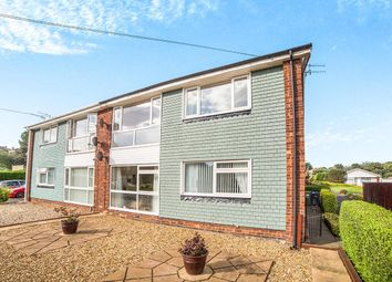 Thumbnail 2 bedroom flat for sale in Meadow Walk, Ryton