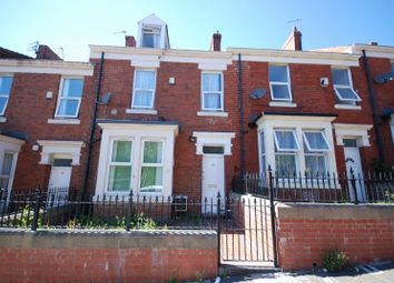Thumbnail 5 bed terraced house for sale in St. Johns Road, Newcastle Upon Tyne