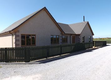Thumbnail 5 bed detached bungalow for sale in The Thistles, Upper Dallachy, Spey Bay, Fochabers
