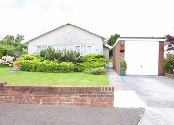 Thumbnail 3 bed detached bungalow for sale in Ynys Werdd, Penllergaer, Swansea