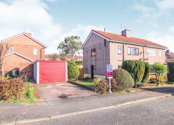 Thumbnail 3 bed semi-detached house for sale in Station Road, Little Sutton, Ellesmere Port