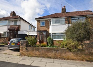 Thumbnail 3 bed semi-detached house for sale in Darsefield Road, Childwall, Liverpool