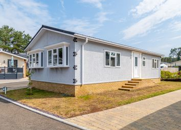 Thumbnail 2 bed detached bungalow for sale in Moor Close, Whitehill, Bordon