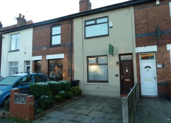 Thumbnail 2 bed terraced house to rent in Dialstone Lane, Stockport