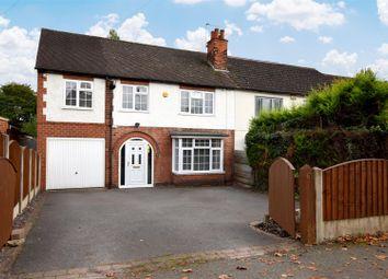 5 bed semi-detached house for sale in Allestree Lane, Allestree, Derby DE22