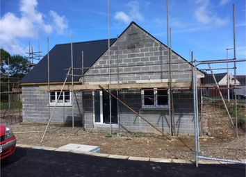 Thumbnail 3 bed detached bungalow for sale in Plot 35 Parc Loktudi (Maesgwynne Meadow), Fishguard, Pembrokeshire