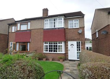 Thumbnail 3 bedroom semi-detached house for sale in Cornwall Close, Waltham Cross, Hertfordshire