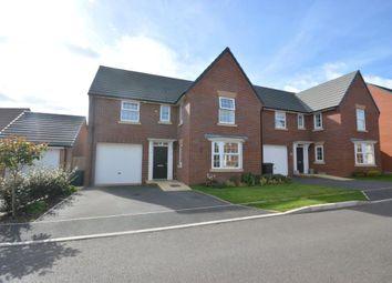 Thumbnail 4 bed detached house for sale in Huntsham Road, Exeter, Devon