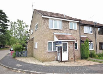 Thumbnail 1 bed end terrace house for sale in Cobbold Rod, Woodbridge
