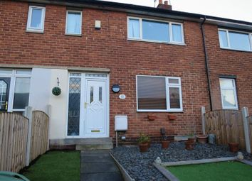 Thumbnail 3 bedroom town house for sale in Manor Road, Churwell, Leeds