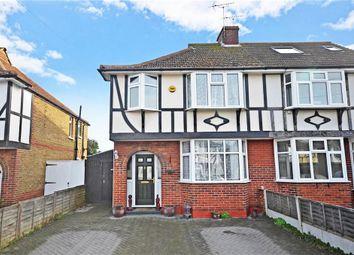 Thumbnail 3 bed semi-detached house for sale in St. James Park Road, Margate, Kent
