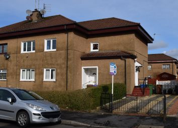 Thumbnail 3 bed flat for sale in 18 Towerside Road, Pollok
