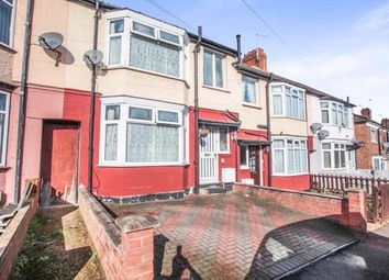 Thumbnail 3 bed terraced house for sale in Warren Road, Luton, Bedfordshire