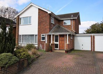 Thumbnail 4 bed link-detached house for sale in Church Crookham, Fleet