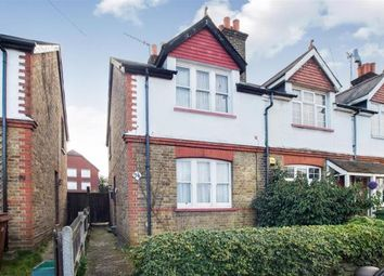 Thumbnail 3 bed end terrace house for sale in Middle Lane, Epsom