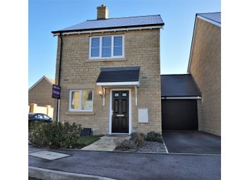 Thumbnail 3 bed link-detached house for sale in Carmello Close, Carterton