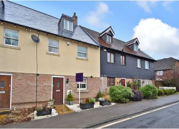Thumbnail 3 bed terraced house for sale in Bailies Court, Maidstone