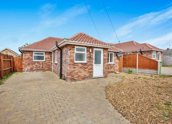 Thumbnail 3 bed detached house for sale in Norwich Street, Mundesley, Norwich
