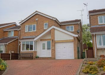 Thumbnail 4 bed detached house for sale in Arran Court, Tibshelf, Alfreton