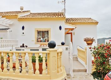 Thumbnail 3 bed bungalow for sale in Benitachell, Costa Blanca, Spain