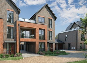 Thumbnail 3 bed property for sale in Biggs Lane, Arborfield, Reading
