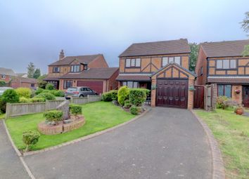 Thumbnail 4 bed detached house for sale in Walkers Way, Coleshill, Birmingham