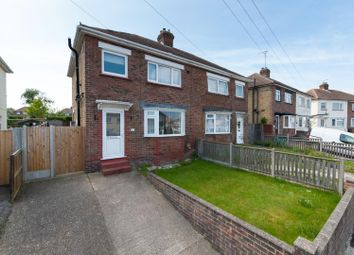 Thumbnail 3 bedroom semi-detached house for sale in Forelands Square, Walmer, Deal