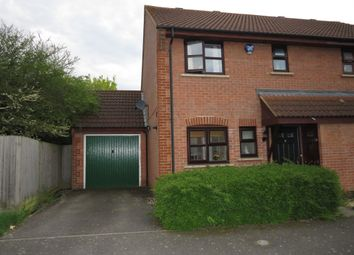Thumbnail 3 bedroom semi-detached house for sale in Chirbury Close, Monkston, Milton Keynes