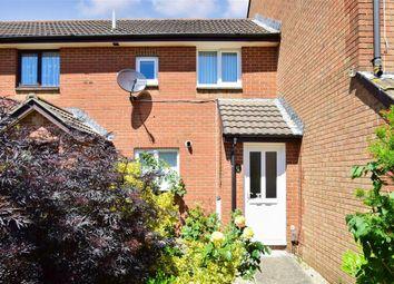 Thumbnail 1 bedroom terraced house for sale in Kestrel Way, Carisbrooke, Isle Of Wight