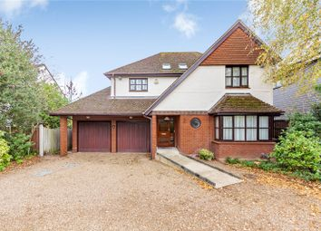 Thumbnail 4 bed detached house for sale in Harrow Drive, Hornchurch