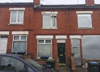 Thumbnail 3 bed terraced house for sale in Edmund Road, Coventry