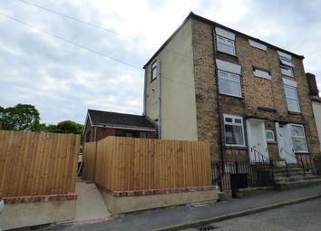 Thumbnail 3 bed semi-detached house to rent in High Street, Binbrook, Market Rasen